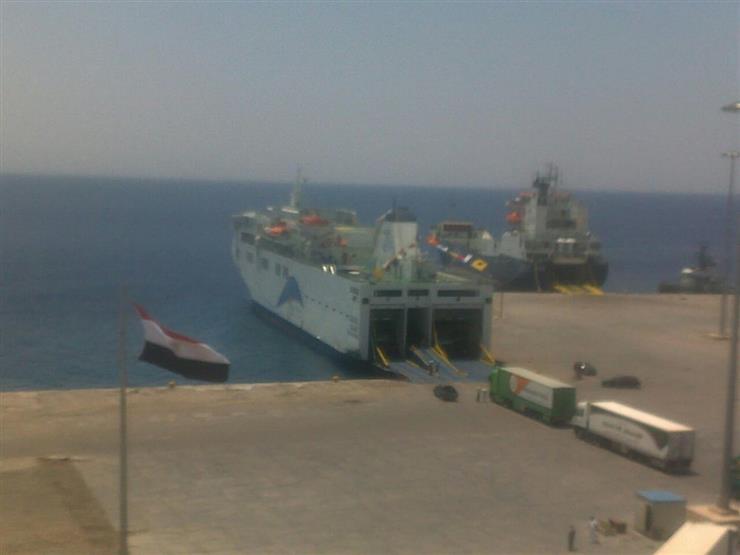 345 سفينة و290 سيارة.. ننشر حركة التداول في موانئ البحر الأحمر اليوم