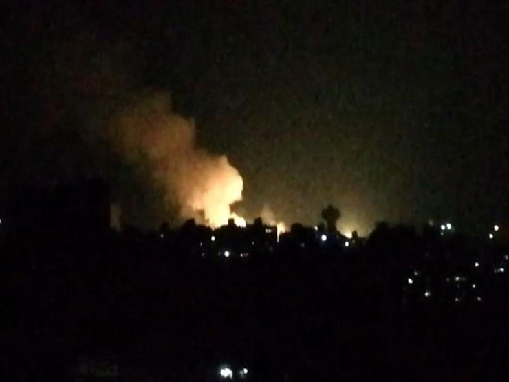 """سوريا: مقتل مدنيين في """"غارات إسرائيلية"""" على مواقع عسكرية قرب دمشق وحمص"""
