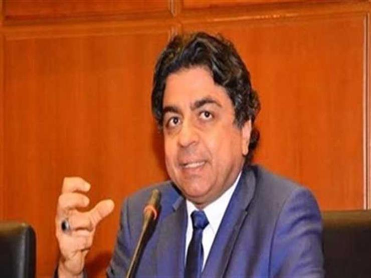 جمال شعبان يعلن ترشحه لمنصب نقيب الأطباء
