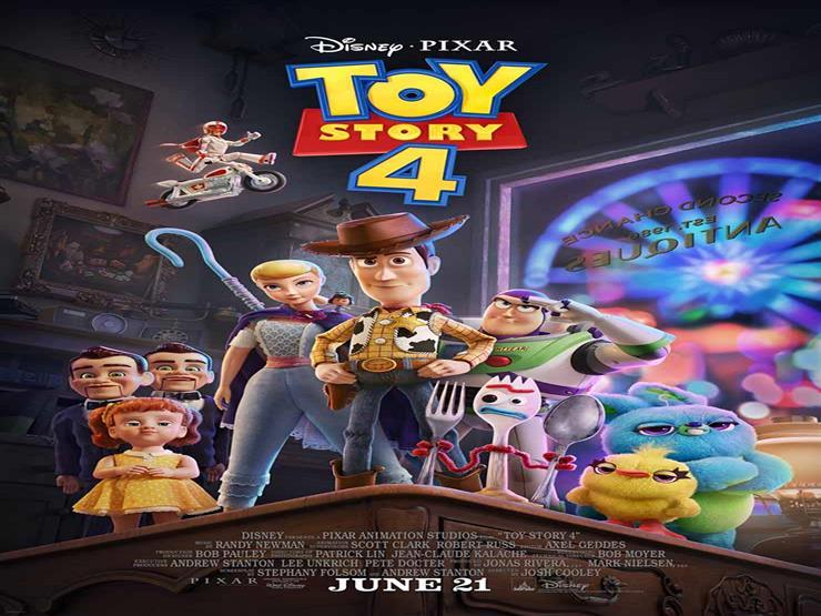 """""""توي ستوري 4"""" يتصدر إيرادات السينما الأمريكية للأسبوع الثاني"""