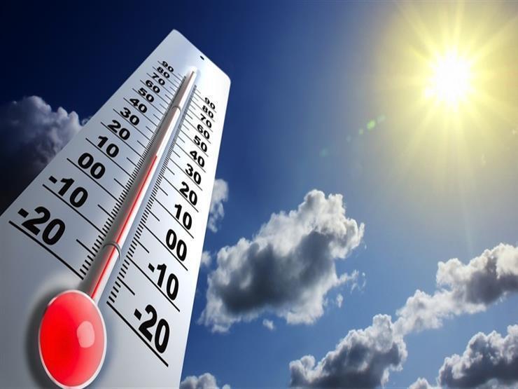"""تصل لـ43 و90%.. """"الأرصاد"""" تكشف عن ارتفاع جديد في الحرارة والرطوبة"""