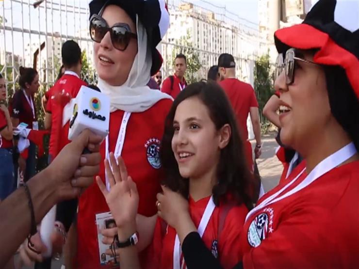 بنات في الإستاد ٢| سؤال محير لهن عن بطولة كأس الأمم الأفريقية