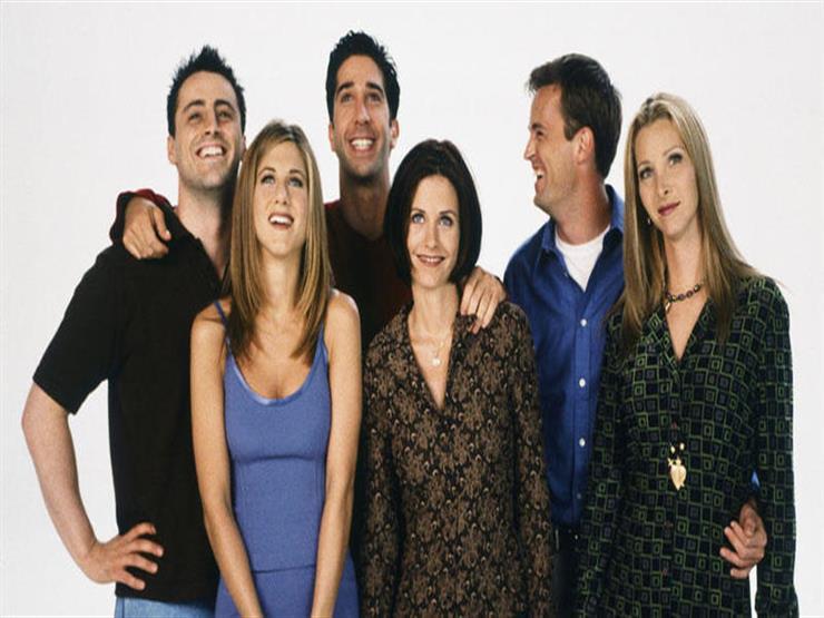 """بداية من 2020.. لن تشاهد """"Friends""""على نتفليكس"""