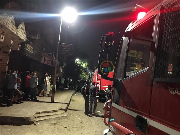 مصدر بالإسعاف: لا إصابات حتى الآن جراء حريق كنيسة الأنبا بولا