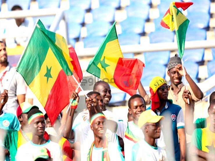 رغم خسارة أمم أفريقيا على يد الجزائر.. استقبال اسطورى لمنتخب السنغال