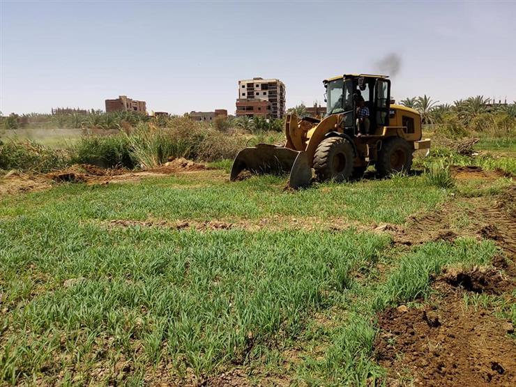 """طوارئ بـ""""الزراعة"""" لمنع التعدي على الأراضي الزراعية خلال إجازة العيد"""