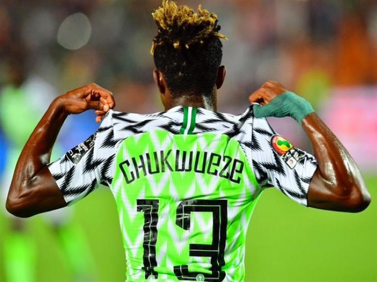 تقرير.. شوكويزي.. نسر نيجيري جديد يحلق في أمم أفريقيا