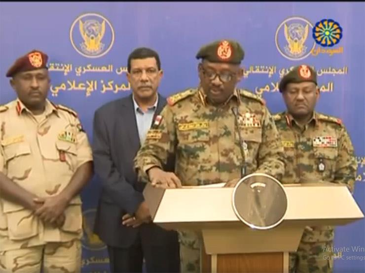 """السودان: """"العسكري"""" يعلن تفاصيل محاولة انقلاب فاشلة واعتقال ضباط جيش"""