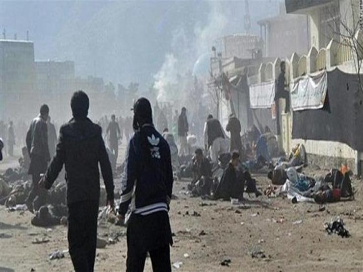 مقتل 6 أشخاص في هجوم انتحاري استهدف حفل زفاف بشرق أفغانستان