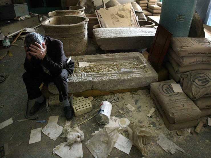 """آثار العراق الضائعة.. كيف تحولت بغداد إلى """"جنة اللصوص"""" بسبب أمريكا وداعش؟"""