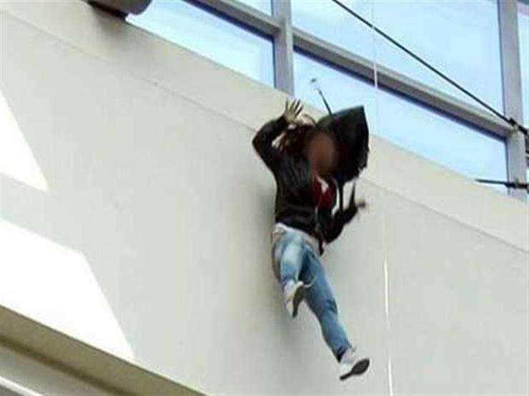 النيابة تستعلم عن حالة سيدة سقطت من الطابق الخامس بالمقطم