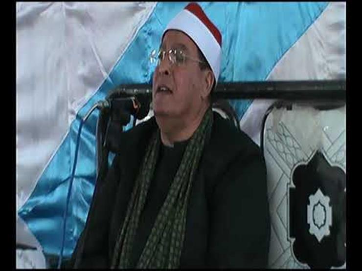 زغاريد وذِكر في جنازة عمدة قرية بالشرقية