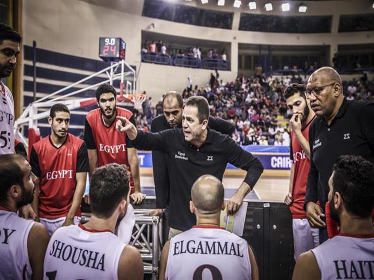 كرة سلة.. مصر وتونس في مجموعة واحدة ببطولة أفريقيا