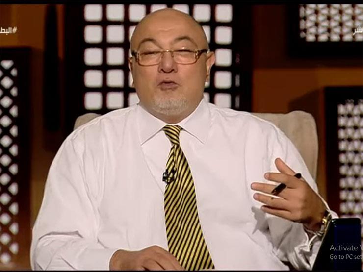 بالفيديو| خالد الجندي: هذا السؤال من أخطأ الأخطاء وأنكر المنكرات