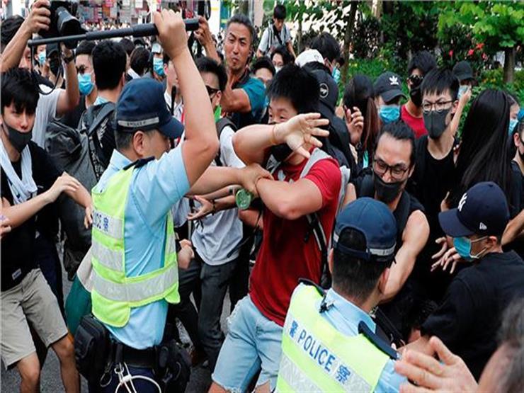 نتيجة بحث الصور عن الاحتجاجات في هونج كونج