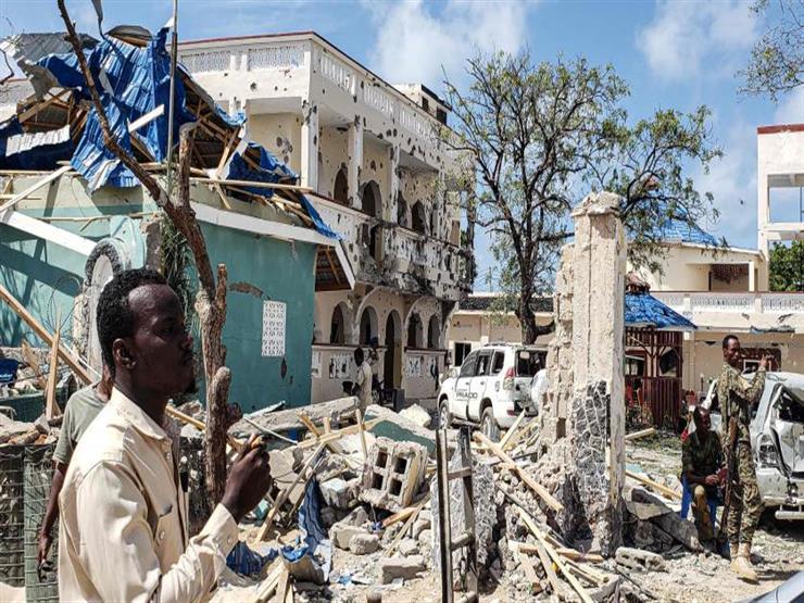 ارتفاع حصيلة قتلى الهجوم على فندق بالصومال إلى 29 شخصا