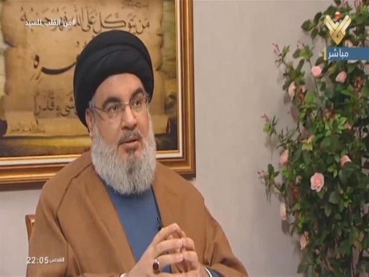 نصر الله يعلن تقليص قوات حزب الله في سوريا