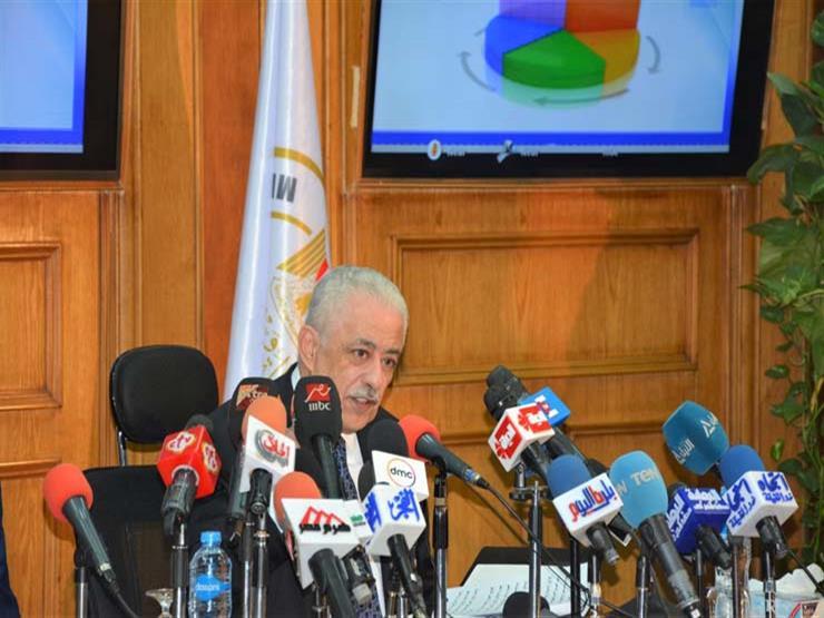 بعد قليل.. وزير التعليم يعلن تفاصيل النظام الجديد والمعدل