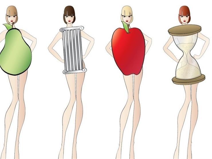 """""""تفاحة ولا كمثرى"""".. هذا ما يكشفه شكل جسمك عن صحتك"""