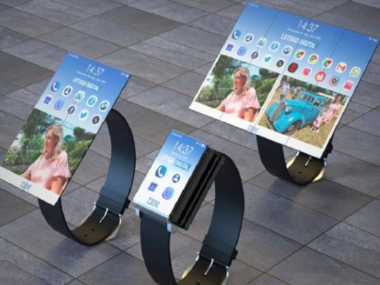 """براءة اختراع من """"IBM"""" لساعة ذكية تتحول لحاسب لوحي"""