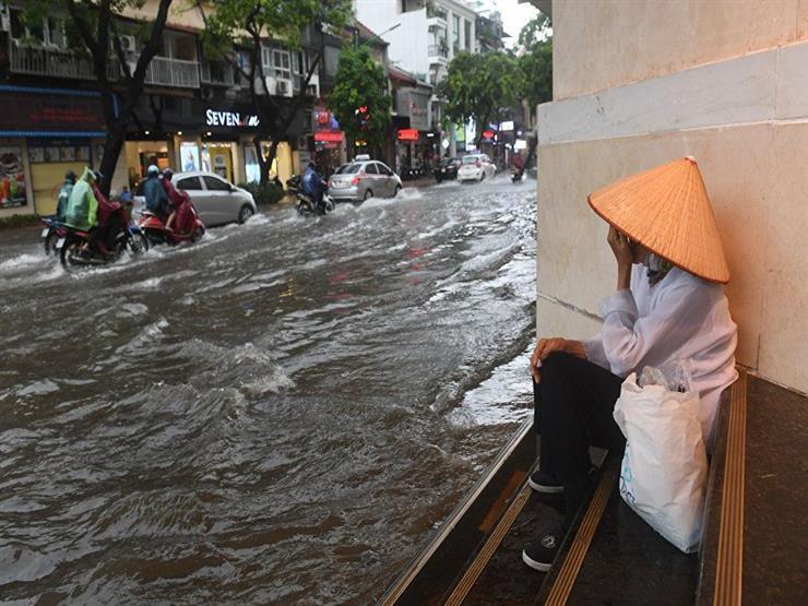 إجلاء 470 ألف شخص في الصين بسبب الطقس السيئ