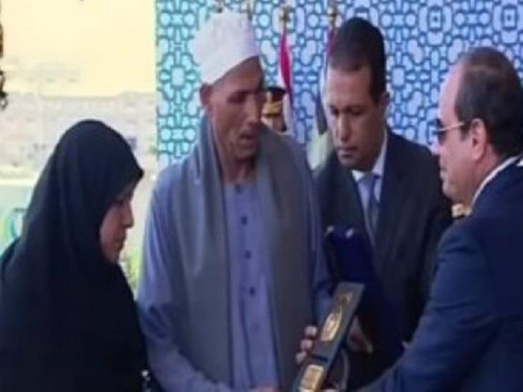 استشهد في مطاردة مع مهربين.. من هو الشهيد رقيب أحمد عبدالعظيم؟