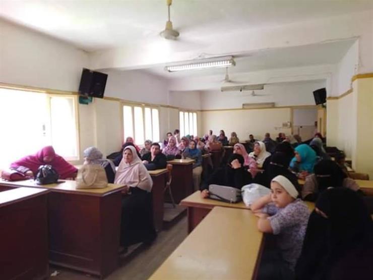 """محاضرات لتوعية سيدات البحيرة بأهمية المشاركة في مبادرة """"صحة المرأة"""""""