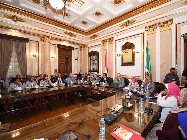 رئيس جامعة القاهرة: نعمل على النهوض بمستوى الطلاب   مصراوى