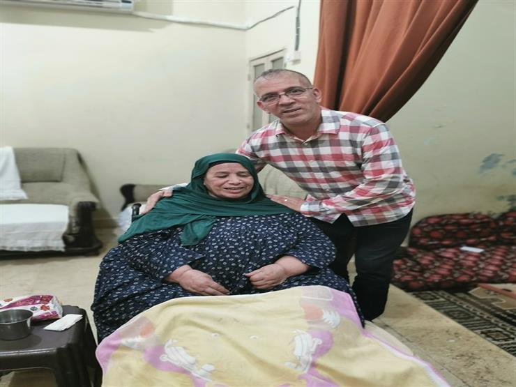 حفيظ دراجي يُلبي دعوة والدة محمد أبو تريكة