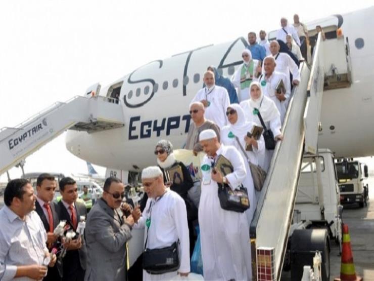 """""""لبيك اللهم لبيك"""".. اليوم انطلاق الجسر الجوي لنقل الحجاج من مطار القاهرة"""