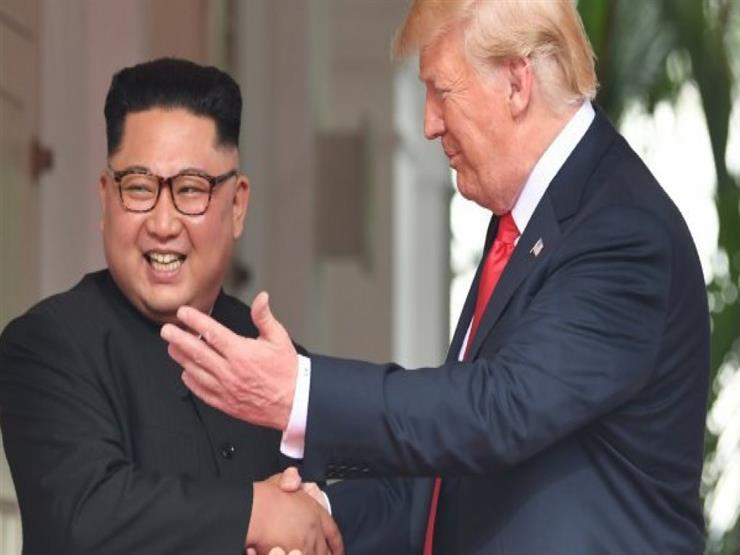 صورة تاريخية لزعيم كوريا الشمالية في البيت الأبيض