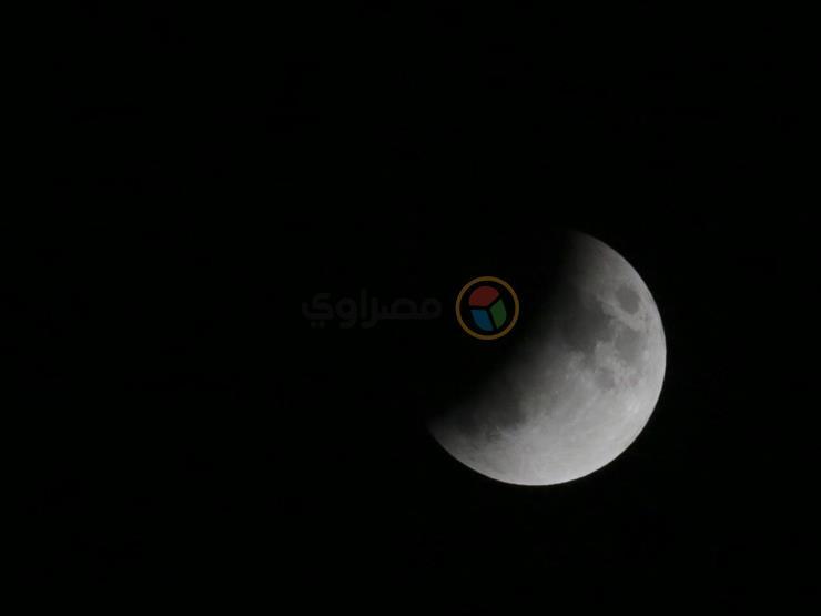 خسوف القمر يتصدر  تويتر    مصراوى