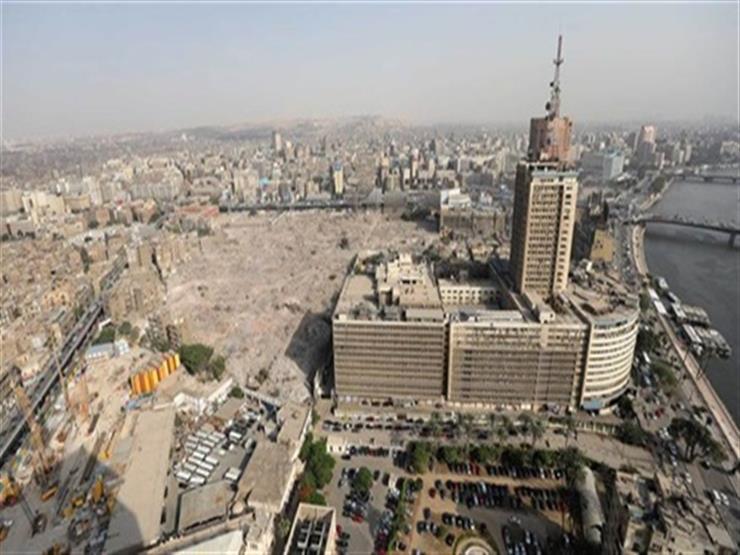 """وزير الإسكان ومحافظ القاهرة يتابعان تنفيذ تطوير """"مثلث ماسبيرو"""""""