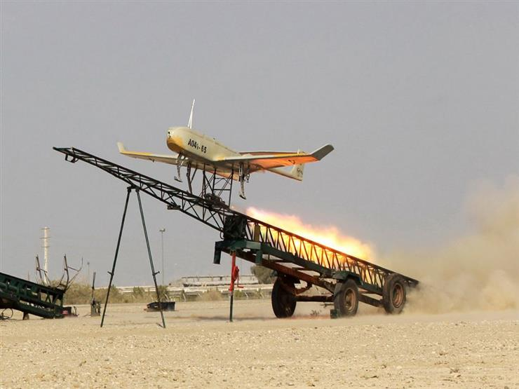 ايران تعلن اسقاط طائرة مسيرة اجنبية جنوب غربي البلاد