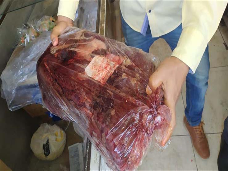أبرزها.. ضبط مصنع لتجهيز وتعبئة اللحوم الفاسدة خلال حملات تموينية بالمحافظات