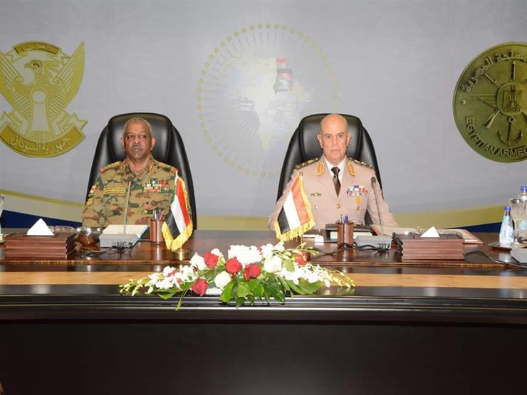 رئيس أركان حرب القوات المسلحة يلتقي نظيره السوداني