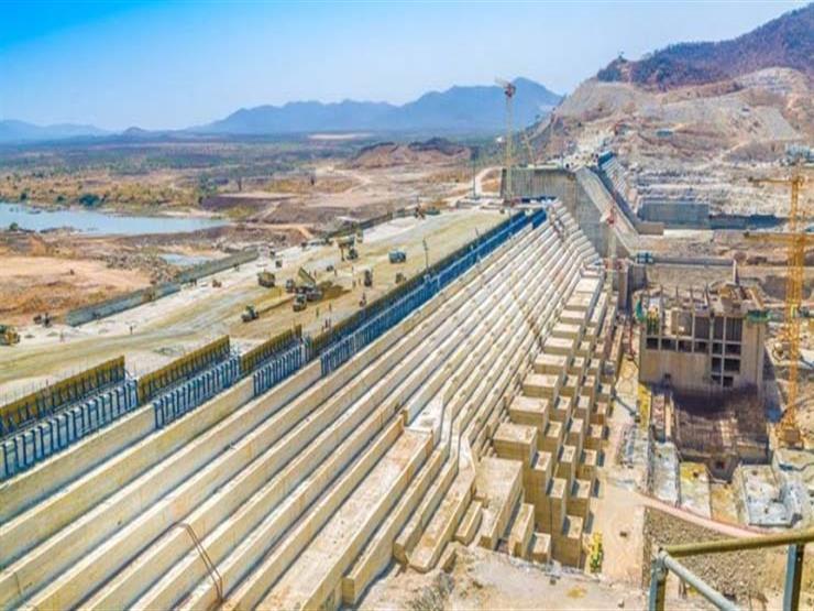 إثيوبيا: إنجاز 68.3% من عمليات بناء سد النهضة