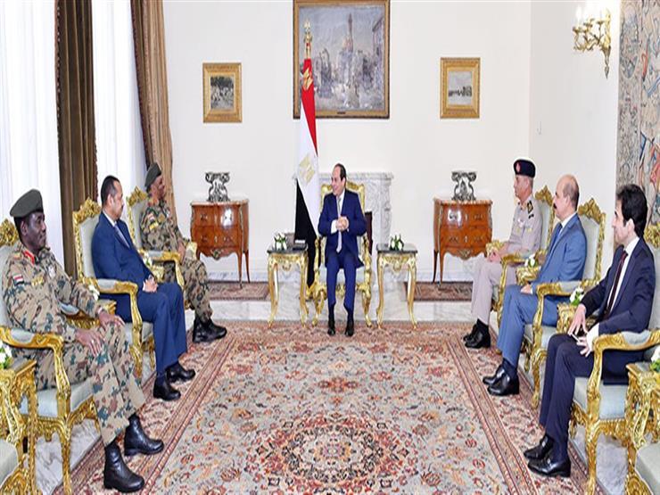 السيسي يهنئ السودان بنجاح الاتفاق السياسي: بداية لمسار جديد