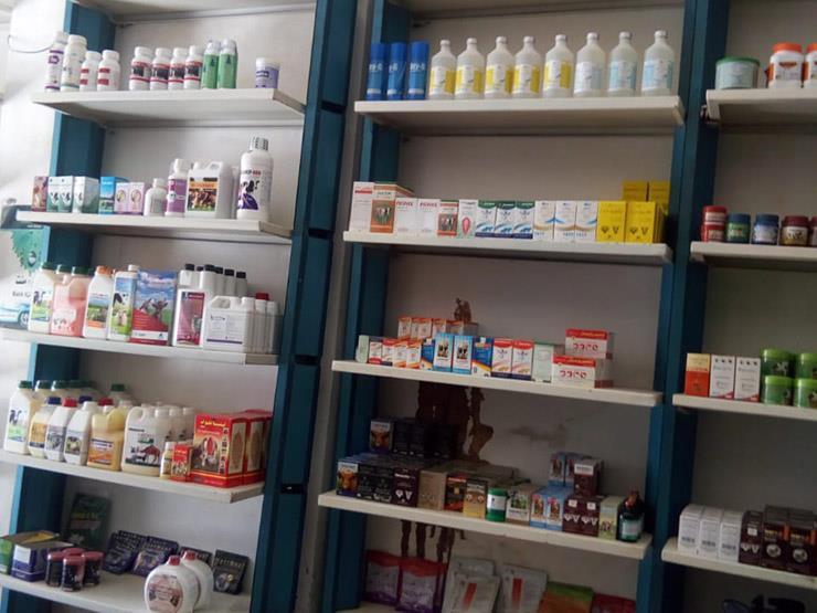 إحباط ترويج أدوية ومستحضرات بيطرية منتهية الصلاحية بالإسكندرية