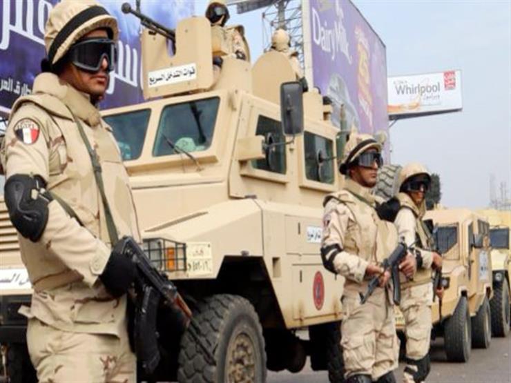 إحباط هجوم انتحاري على أحد الارتكازات الأمنية بشمال سيناء