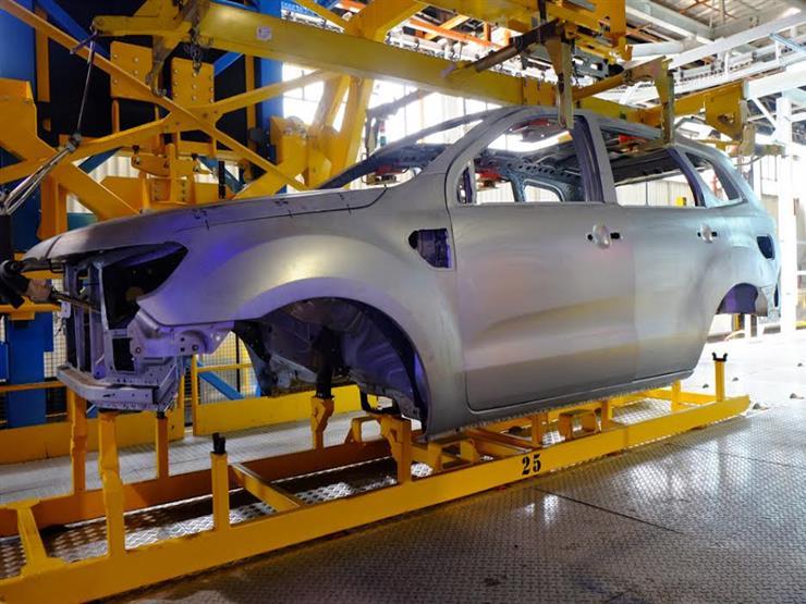 """""""فورد"""" تخطط لزيادة إنتاج مصانعها بجنوب أفريقيا ليصل إلي 720 سيارة يومياً"""