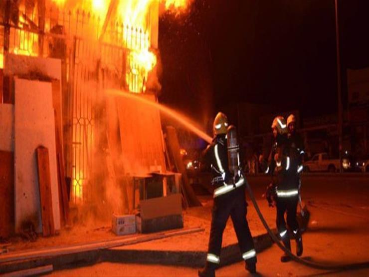 النيابة في حريق سجن الصف: المتهمون ألقوا على أفراد الشرطة مياه ساخنة