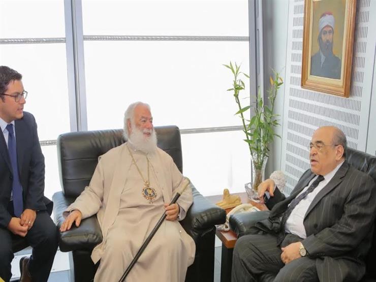 البابا ثيودوروس: نشكر مصر على دعمها ترميم الكنائس والمخطوطات التاريخية