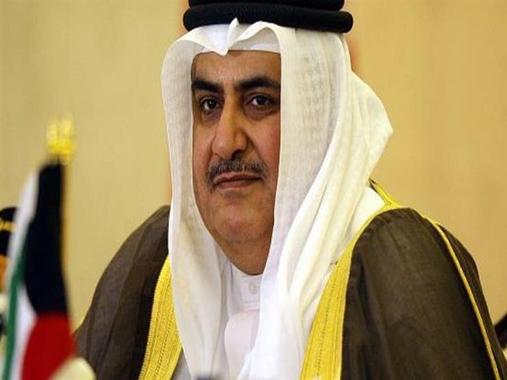 """وزير الخارجية البحريني يبحث مع نظيره الأمريكي """"مواجهة سياسات إيران"""""""