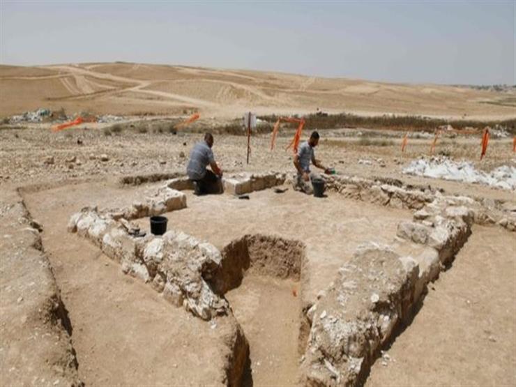 خبراء آثار إسرائيليون يكتشفون بقايا مسجد عمره 1200 عام