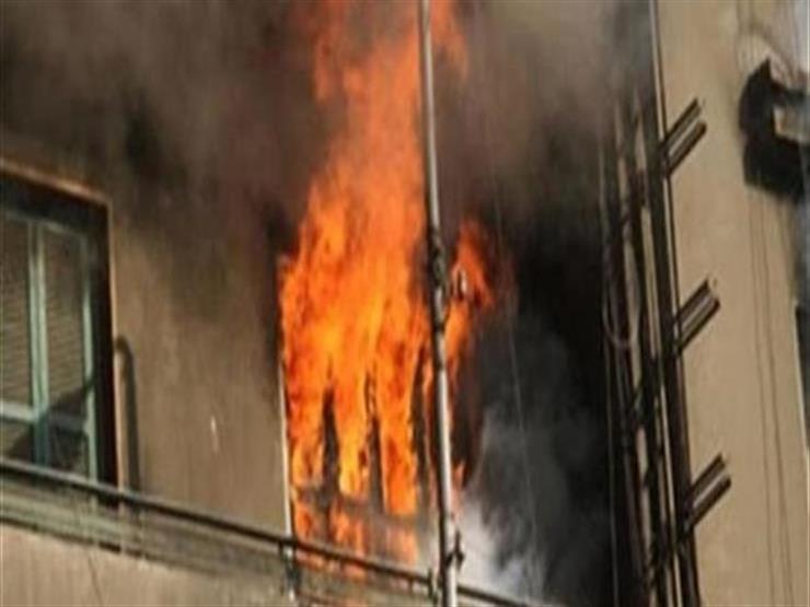 الابن العاق.. يشعل النيران في والديه بسبب المخدرات