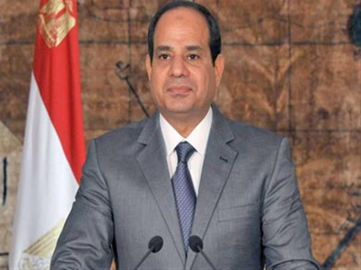استقبال رئيس الجزائر ومتابعة إدارة المخلفات.. نشاط الرئيس السيسي أمس