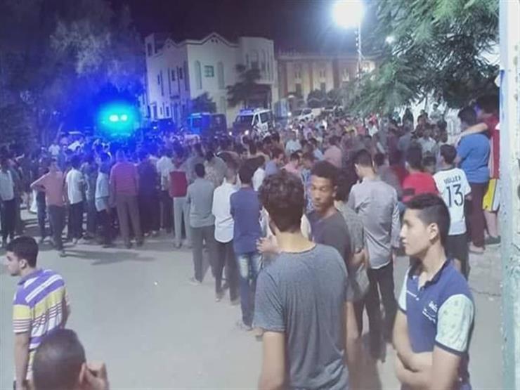 حجب نتيجة وضغط ورسوب .. قصة لجنة  أولاد الأكابر  بكفر الشيخ   مصراوى