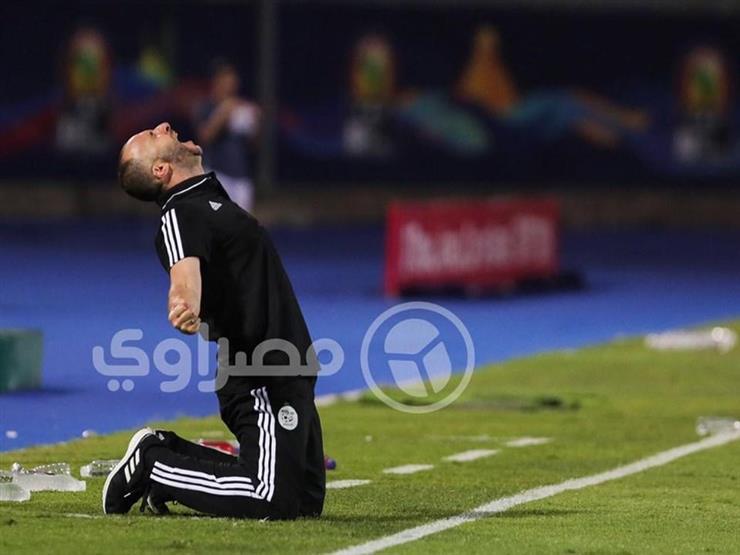 """""""لن نحاسب شعب الجزائر """".. رئيس الزمالك يرد على بلماضي"""