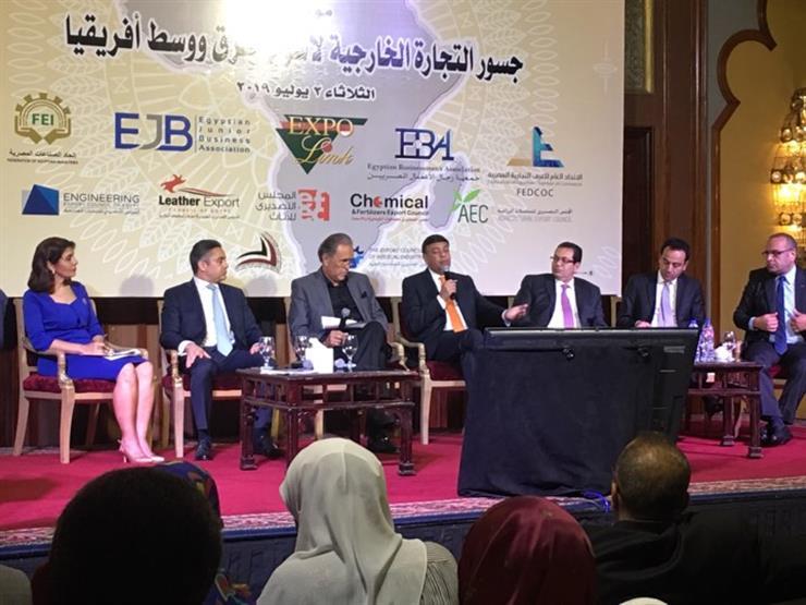 """""""أفريكسيم"""": البنك ضخ 14 مليار دولار لمصر لدعم التبادل التجاري مع أفريقيا"""